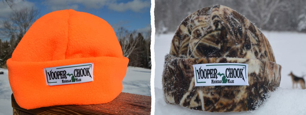 Yooper Chook - Hats As Warm and Unique as the People Who Wear Them